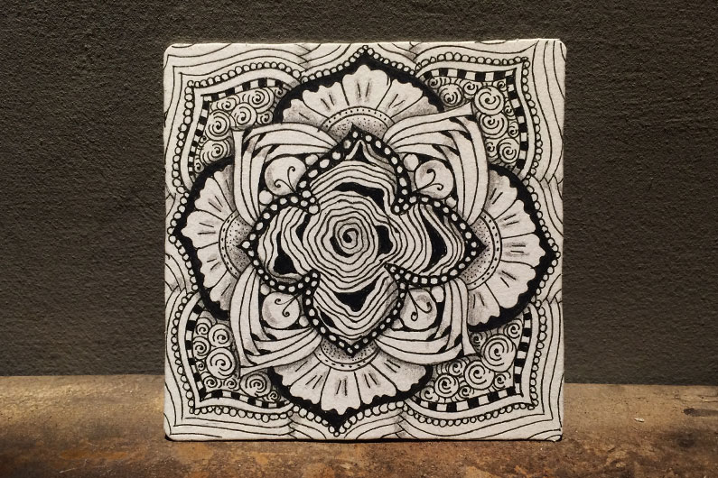 zentangle, zenuari2017, tangle, ink, cyme, tipple, diva dance, henn drum, betweed, printemps